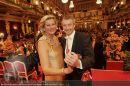 Philharmonikerball - Musikverein - Do 22.01.2009 - 28