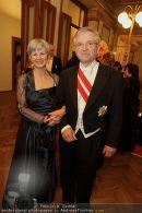 Philharmonikerball - Musikverein - Do 22.01.2009 - 41