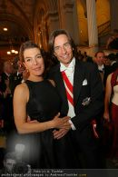 OPERNBALL 2009 - STAATSOPER - Do 19.02.2009 - 139