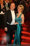OPERNBALL 2009 - STAATSOPER - Do 19.02.2009 - 17