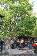 Maibaum Fest - Tirolergarten - Do 30.04.2009 - 16