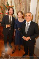 Prix Veuve Clicquot - Franz. Botschaft - Do 28.05.2009 - 11