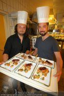 Künstler kochen - Taubenkobel - Di 21.07.2009 - 14