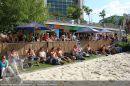 City Beach Jam - Strandbar Hermann - So 26.07.2009 - 22