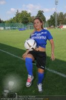 Promi Fußball - Stadion Baden - So 23.08.2009 - 14