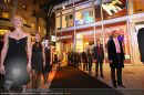 Store Opening - Nespresso Shop - Di 15.09.2009 - 2
