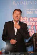 Udo Jürgens PK - Theatercafe - Mo 19.10.2009 - 15