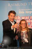 Udo Jürgens PK - Theatercafe - Mo 19.10.2009 - 16