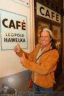 Austropop Buchpräs. - Cafe Hawelka - Di 17.11.2009 - 24