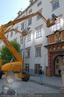 Sisi Dreharbeiten - Hofburg - Mi 15.04.2009 - 17
