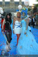 Lifeball Blue Carpet - Rathaus - Sa 16.05.2009 - 152