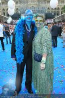 Lifeball Blue Carpet - Rathaus - Sa 16.05.2009 - 154