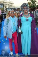 Lifeball Blue Carpet - Rathaus - Sa 16.05.2009 - 164