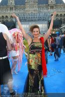 Lifeball Blue Carpet - Rathaus - Sa 16.05.2009 - 182