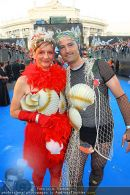 Lifeball Blue Carpet - Rathaus - Sa 16.05.2009 - 195
