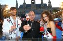 Lifeball Blue Carpet - Rathaus - Sa 16.05.2009 - 26