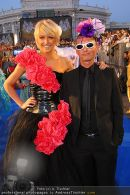 Lifeball Blue Carpet - Rathaus - Sa 16.05.2009 - 260
