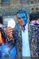 Lifeball Blue Carpet - Rathaus - Sa 16.05.2009 - 47