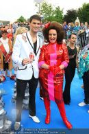 Lifeball Blue Carpet - Rathaus - Sa 16.05.2009 - 90