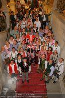 Almdudler Ball - Rathaus - Fr 18.09.2009 - 16