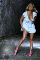 Fotoshooting Claudia - Area 51 - Sa 15.08.2009 - 17