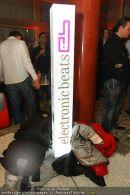 electronic beats - Volksgarten - Fr 13.02.2009 - 21