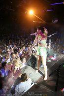 Katy Perry Konzert - Türkei - Mi 08.07.2009 - 10