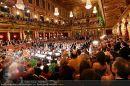 Philharmonikerball - Musikverein - Do 21.01.2010 - 1