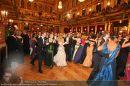 Philharmonikerball - Musikverein - Do 21.01.2010 - 140