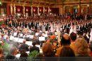 Philharmonikerball - Musikverein - Do 21.01.2010 - 26