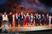 Schlussapplaus Ich war noch niemals in New York - Raimund Theater - Mi 17.03.2010 - 16