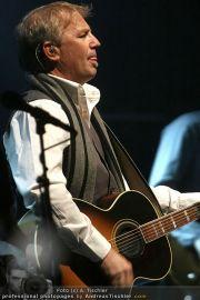 Kevin Costner live - Stadthalle - Fr 19.03.2010 - 17