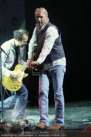 Kevin Costner live - Stadthalle - Fr 19.03.2010 - 18