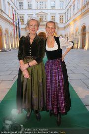 Botschafter der Tracht - Palais Niederösterreich - Mi 24.03.2010 - 10