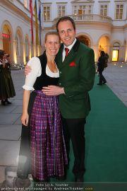 Botschafter der Tracht - Palais Niederösterreich - Mi 24.03.2010 - 15