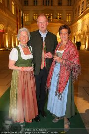 Botschafter der Tracht - Palais Niederösterreich - Mi 24.03.2010 - 17