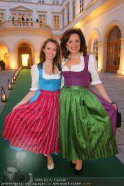 Botschafter der Tracht - Palais Niederösterreich - Mi 24.03.2010 - 2
