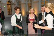 Botschafter der Tracht - Palais Niederösterreich - Mi 24.03.2010 - 37