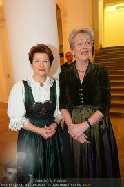 Botschafter der Tracht - Palais Niederösterreich - Mi 24.03.2010 - 49