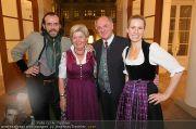 Botschafter der Tracht - Palais Niederösterreich - Mi 24.03.2010 - 64