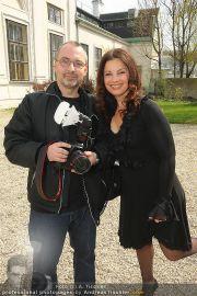Fran Drescher PK - Palais Auersperg - Fr 09.04.2010 - 13