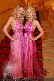 Dancer against Cancer - Hofburg - Sa 10.04.2010 - 14