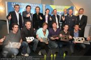 ypd Award - Palais Kinsky - Sa 10.04.2010 - 15