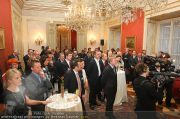 News Editor´s Dinner - Palais Pallavicini - Di 13.04.2010 - 18