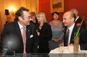 News Editor´s Dinner - Palais Pallavicini - Di 13.04.2010 - 24