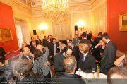 News Editor´s Dinner - Palais Pallavicini - Di 13.04.2010 - 50