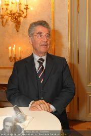 News Editor´s Dinner - Palais Pallavicini - Di 13.04.2010 - 54