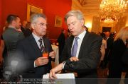 News Editor´s Dinner - Palais Pallavicini - Di 13.04.2010 - 7