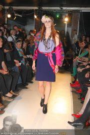 Querschnitt Fashion Show - Pratersauna - Mi 14.04.2010 - 12