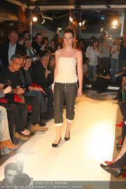 Querschnitt Fashion Show - Pratersauna - Mi 14.04.2010 - 23